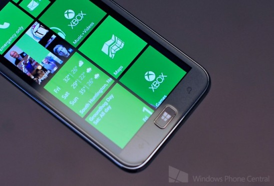 ATIV Windows Phone