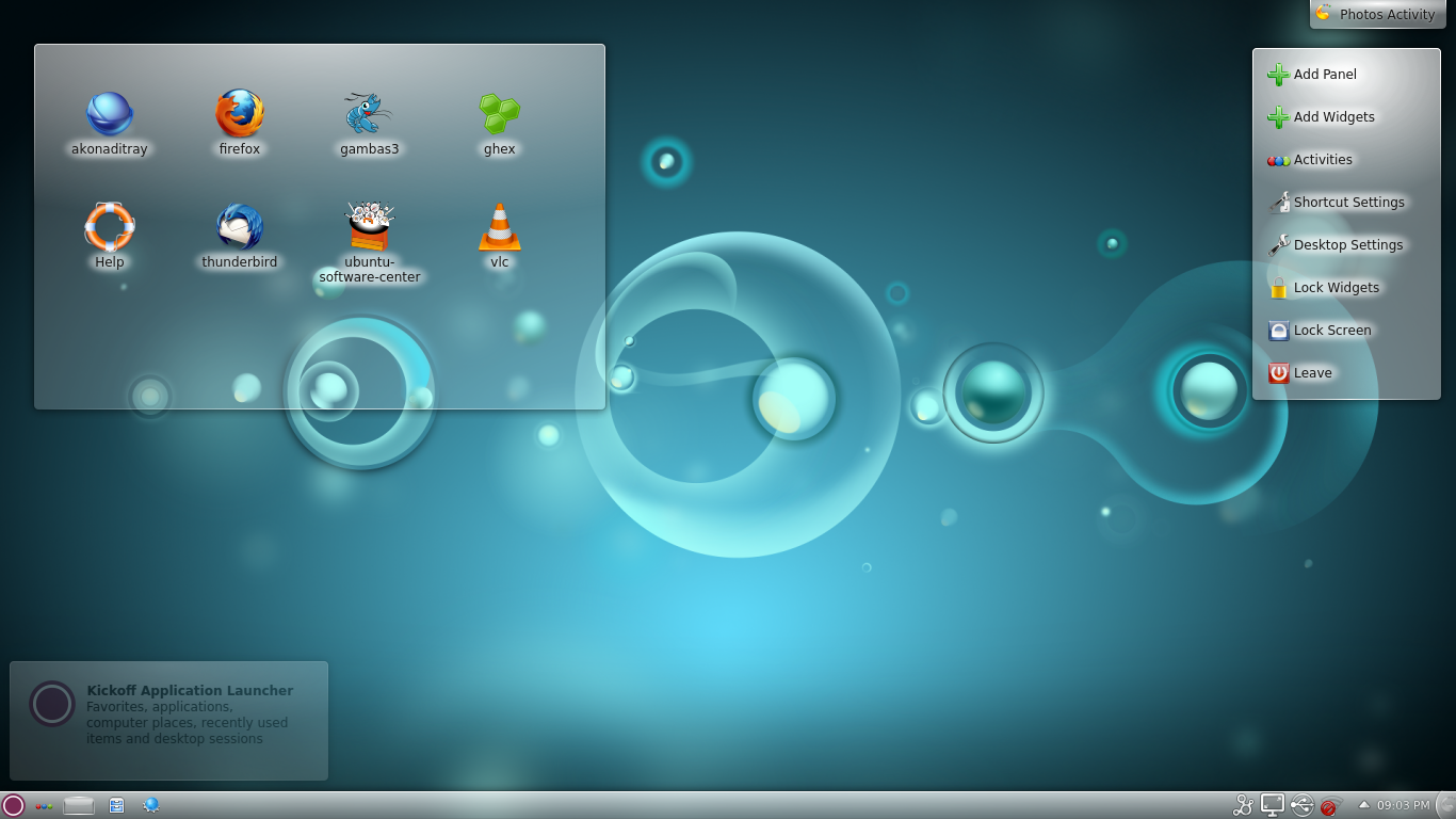 Difference between KDE and GNOME